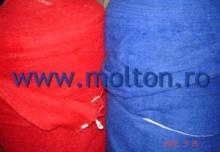Tesatura Molton calitatea 1 rosu,1.5mx50 m